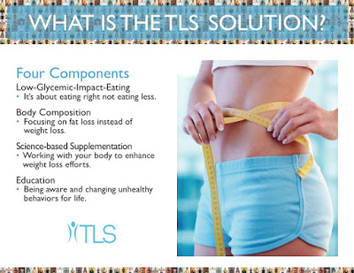 TLS Weight Management System
